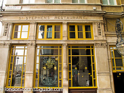 Saint Stephen's Tavern in Westminster
