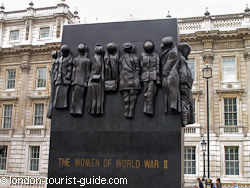 A memorial in Westminster