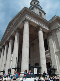 Saint Martin in the Fields church