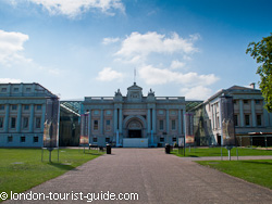 Greenwich National Maritime Museum