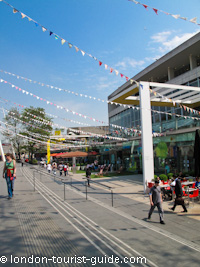 Restaurants near the Southbank Centre