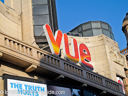 Vue Cinema in Leicester Square