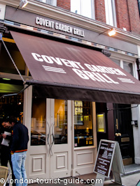 Covent Garden Grill