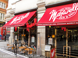 Maxwells in Covent Garden
