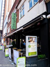 Indian Restaurants South Road Waterloo