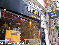Chowki Indian Restaurant