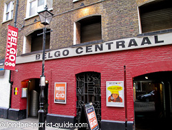 Belgo Centraal in Covent Garden