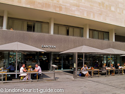 Canteen Restaurant at the Royal Festival Hall