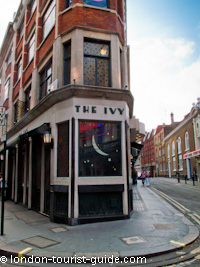 Is There More Than One Ivy Restaurant In London