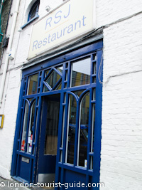 RSJ Restaurant in Waterloo