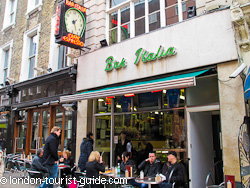 Italian Restaurants In Soho London