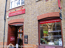 Stanfords Travel Book Shop